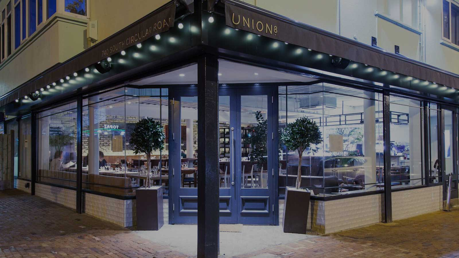 Union 8 Restaurant