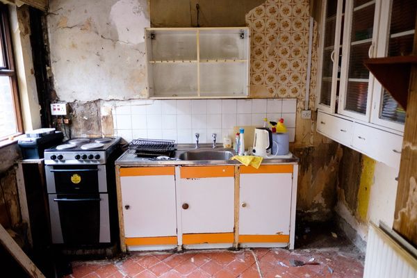 Day 13 - kitchen clearance